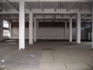 哈密路900平米标准厂房低价出租