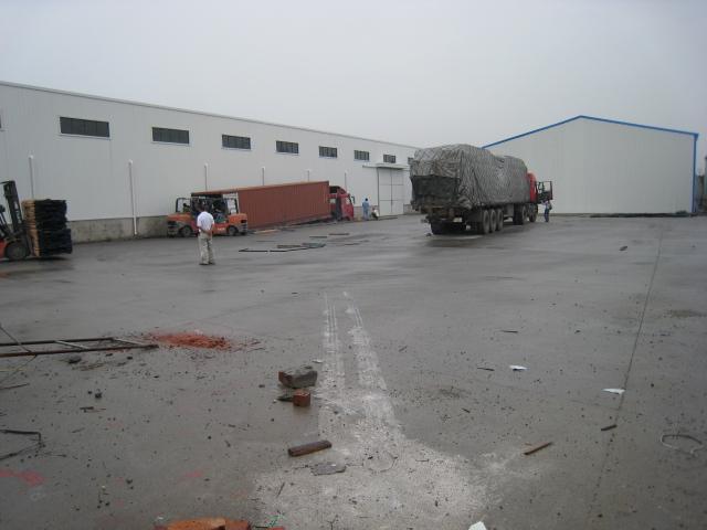 南翔东工业区15000平方米物流仓库可分租